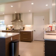 Two Tone Modern Kitchen Remodel (Before & After)