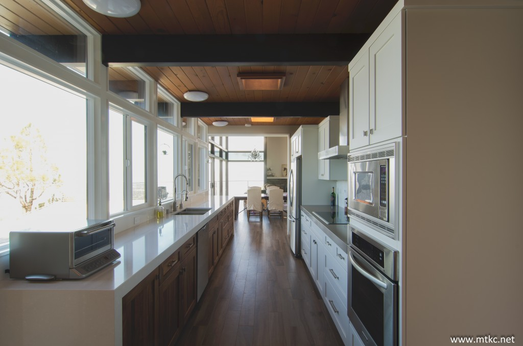 Contemporary Kitchen Remodel done with Sollera Fine Cabinetry